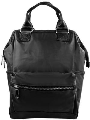 Сумка-рюкзак черная   5499383