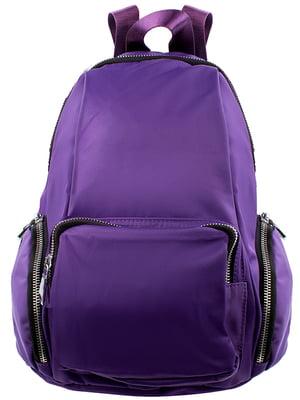 Рюкзак фиолетовый | 5499385