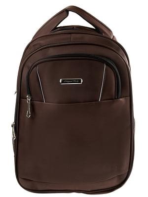 Рюкзак темно-коричневий   5499399