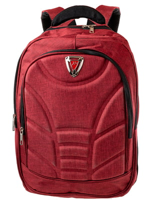 Рюкзак бордовий | 5499453