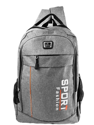 Рюкзак сірий | 5499463
