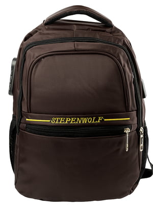 Рюкзак коричневий   5499467