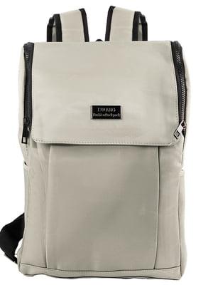 Рюкзак оливкового кольору | 5499489
