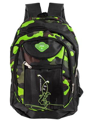 Рюкзак чорний | 5499490