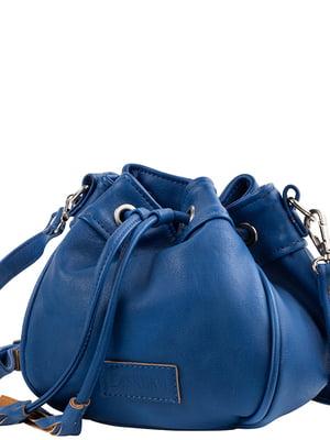 Сумка синяя | 5499539