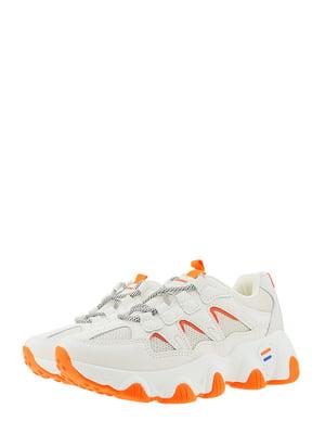 Кросівки двоколірні | 5488708
