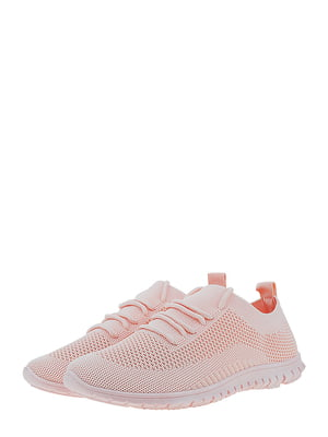 Кроссовки розовые | 5488726
