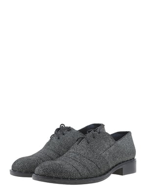 Туфли графитового цвета | 5479371