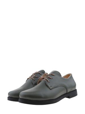 Туфлі кольору хакі | 5485437