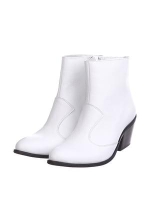 Черевики білі | 5485677