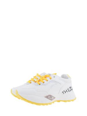 Кроссовки двухцветные | 5488609
