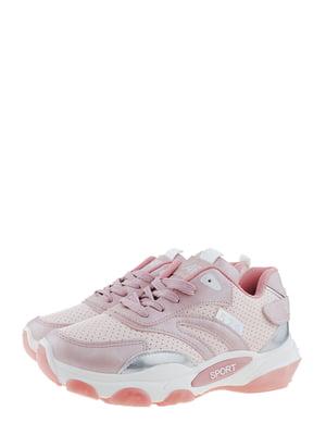 Кросівки рожеві | 5488632