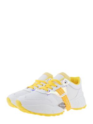 Кроссовки двухцветные | 5488649