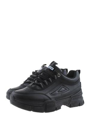 Кросівки чорні | 5488656
