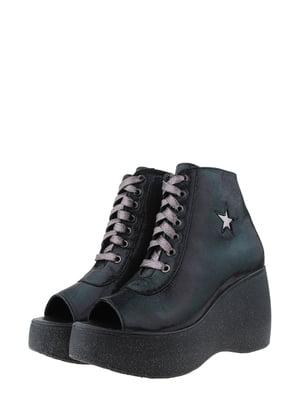 Ботинки черные | 5498147