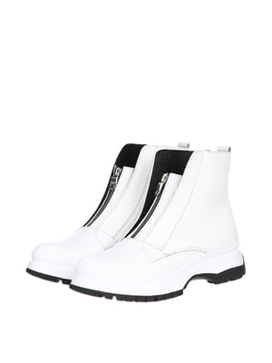 Ботинки белые | 5498170