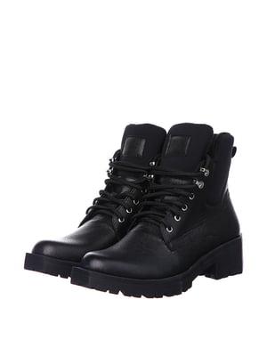 Ботинки черные | 5498172