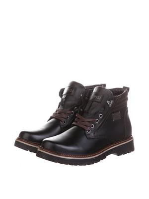 Ботинки черные | 5498176
