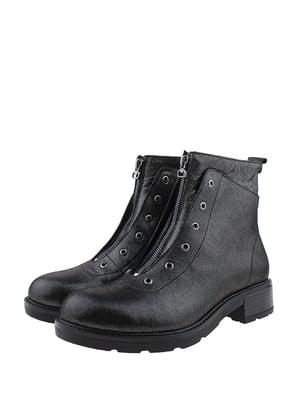 Ботинки черные | 5485676