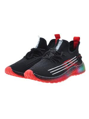 Кроссовки черные | 5488537
