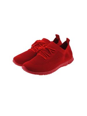 Кроссовки красные | 5488565