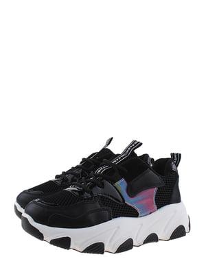 Кроссовки черные | 5488615