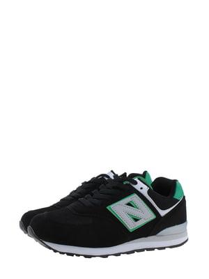 Кросівки двоколірні | 5488639