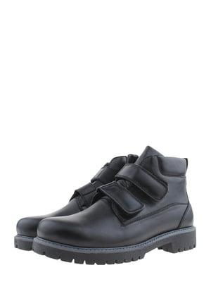 Черевики чорні | 5498161