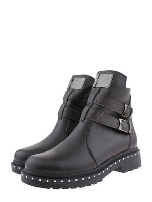 Ботинки коричневые | 5498174