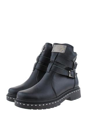 Ботинки черные | 5498175