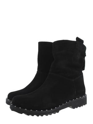 Ботинки черные | 5498216