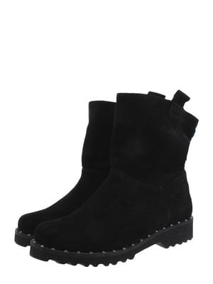 Ботинки черные | 5498219