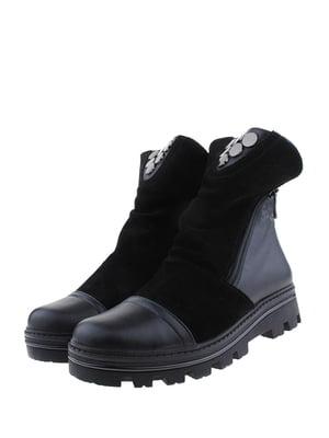 Ботинки черные | 5498224