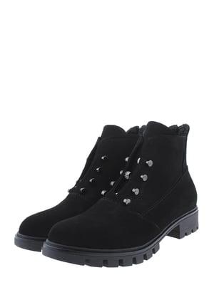 Ботинки черные | 5498284
