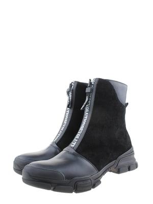 Черевики чорні | 5498301