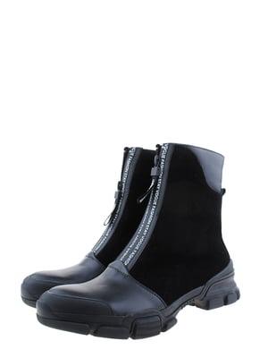 Ботинки черные | 5498302