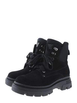 Ботинки черные | 5498312