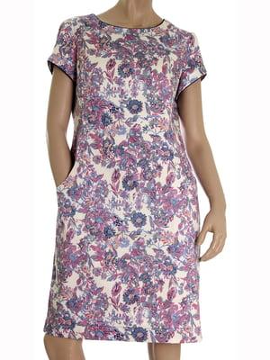 Сукня фіолетова | 5499848
