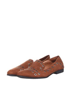 Лоферы коричневые | 5483025