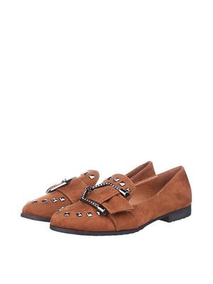 Лоферы коричневые | 5483034
