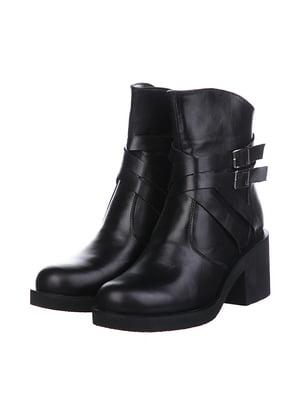 Ботинки черные | 5498162