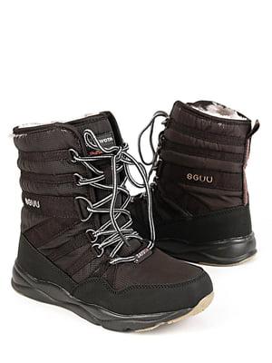 Ботинки черные | 3710858
