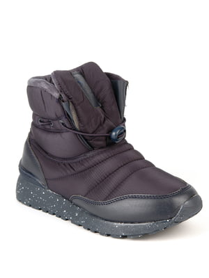 Ботинки синие | 3710862