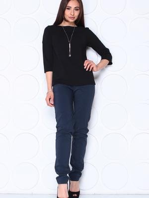 Блуза черная   5499850