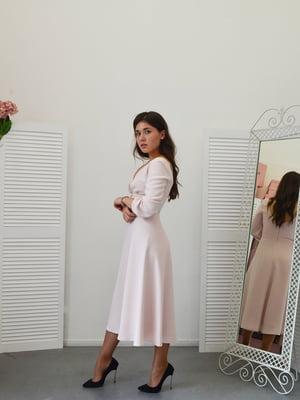 Сукня персикового кольору | 5500220