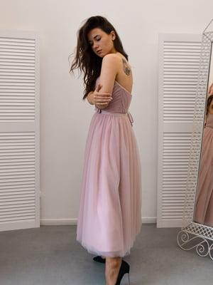 Сукня пудрового кольору | 5500221