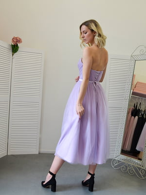 Сукня лілового кольору | 5500222