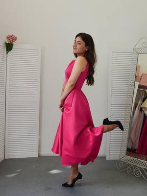 Сукню кольору фуксії | 5500223