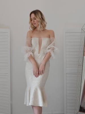 Сукня бежева | 5500224