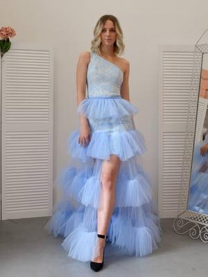 Сукня блакитна | 5500227
